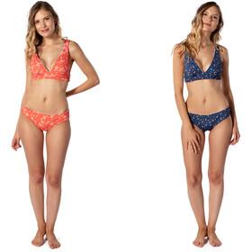 Rip Curl Beach Nomadic Revo Good Spodnie Kobiety, pomarańczowy/niebieski